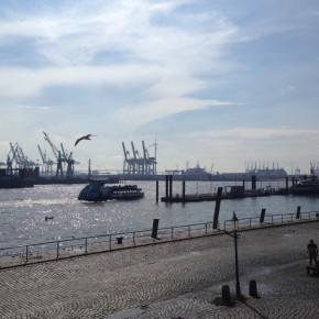 Hamburg am Wochenende