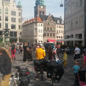 """""""Planlos in Kopenhagen."""""""