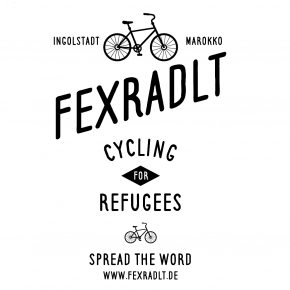 Fexradlt - Cycling for Refugees