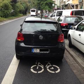 Symbolbild Radverkehr