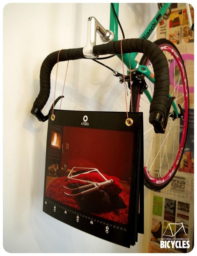 Naked Bicycle Calendar 2