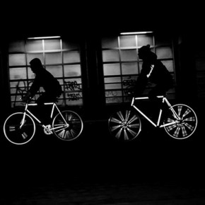 The Reflective Bicycle