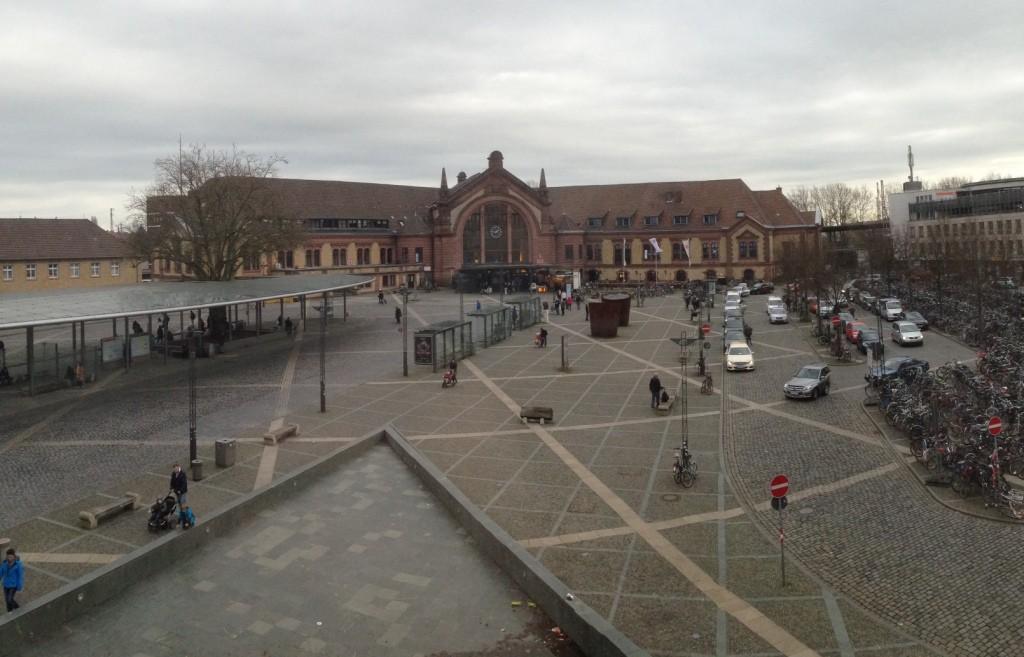 Bahnhof 2015