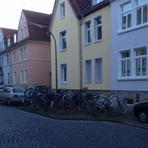 Fahrradparken