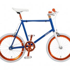 Singlespeed-Bike Goldencycle 2Pro in Schwarz inkl. Versand für 333 ...
