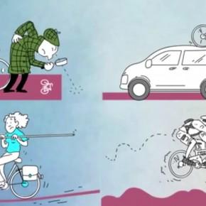 Wie kommen Radfahrer sicher durch die Stadt?