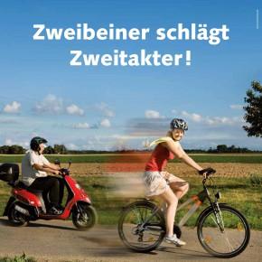"Plakat-Kampagne ""Pro Fahrrad"""
