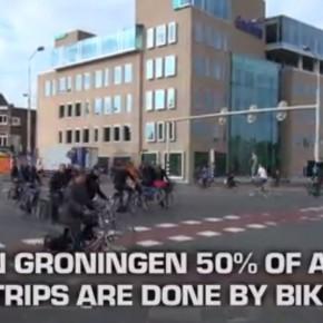 Fahrradstadt Groningen
