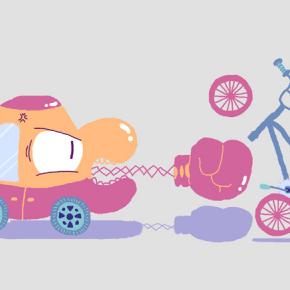 Verkehr geht nur zusammen