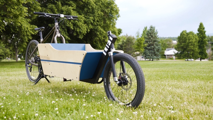 The LIFT Cargo Bike