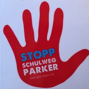 Stopp Schulwegparker