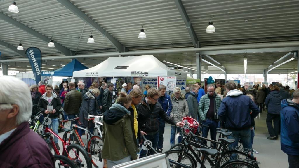 Fahrradmesse Osnabrück