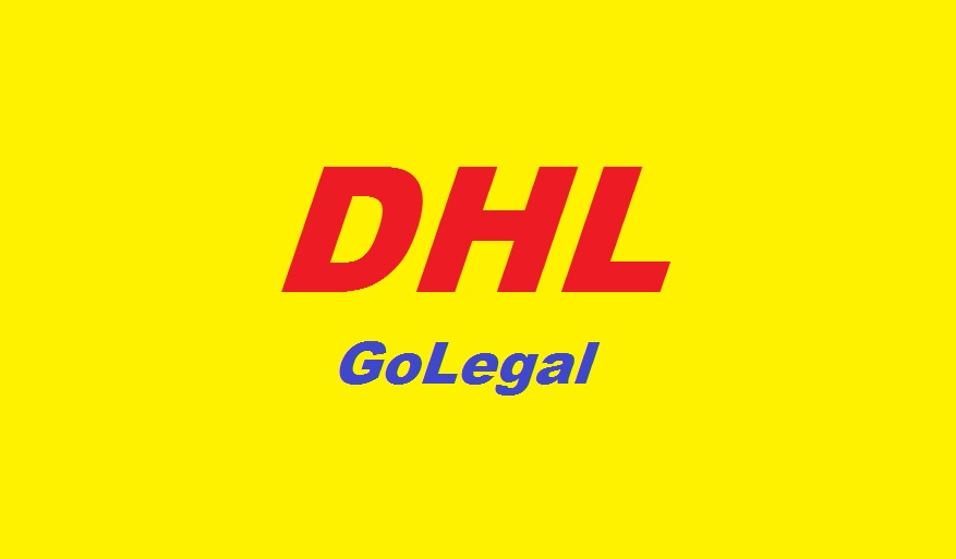 golegal neuer service von dhl it started with a fight. Black Bedroom Furniture Sets. Home Design Ideas