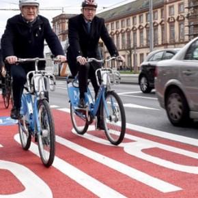 Umweltspuren als Radverkehrsförderung?