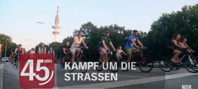 Fahrrad fahren: Kampf um die Straßen