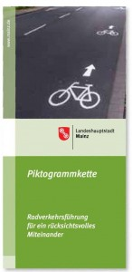 Piktogrammkette Deutscher Fahrradpreis