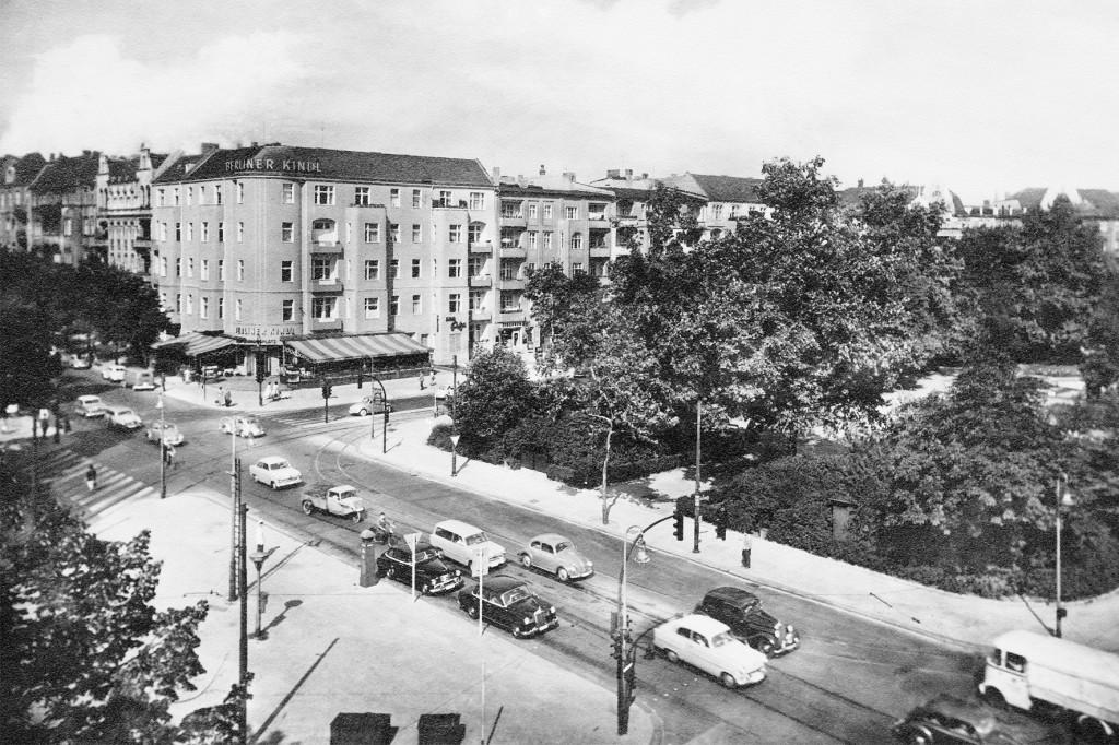 Berlin, Bundesplatz 1950er Jahre  © Villa Oppenheim, Museum Charlottenburg-Wilmersdorf von Berlin, Archiv