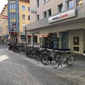 Fahrradparken Georgstraße (3)