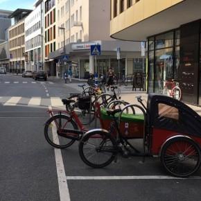 Fahrradparken Georgstraße (5)