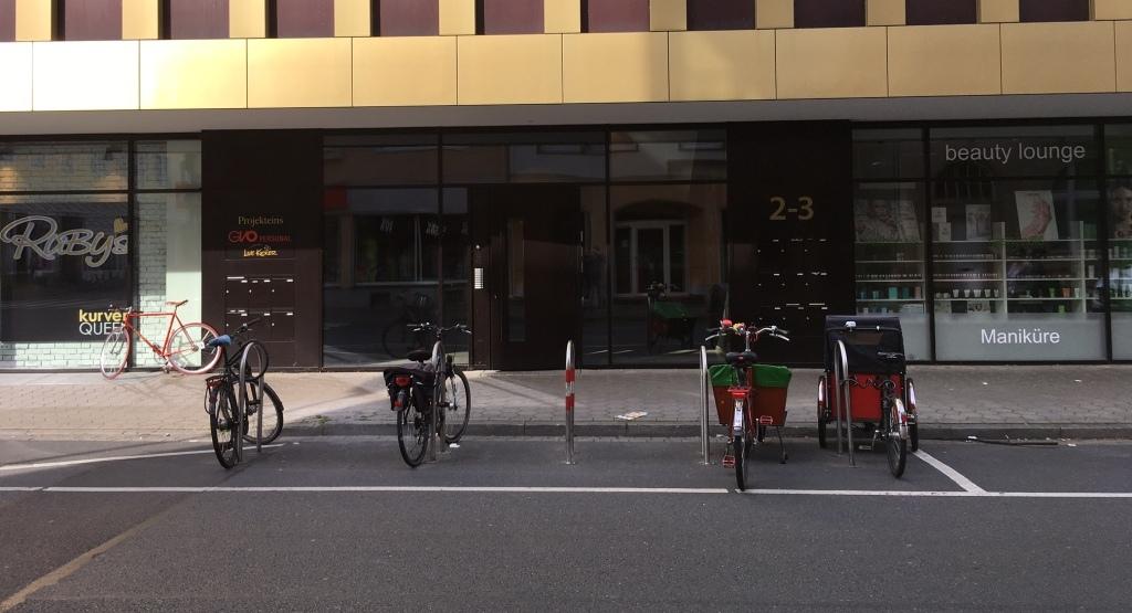 Fahrradparken Georgstraße (6)