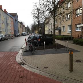 Fahrradparken Schnatgang (2)