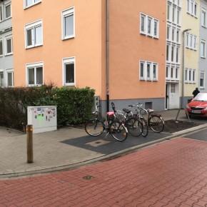 Fahrradparken Schnatgang (3)
