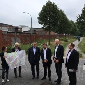 Vorplanungen für Radschnellweg Osnabrück-Belm beendet