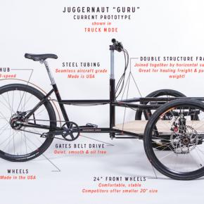 Juggernaut Cargo Bikes