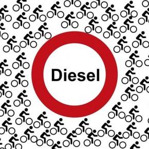 Proteste gegen Diesel-Gipfel
