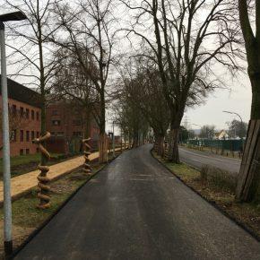 Radschnellweg in Osnabrück nimmt Formen an