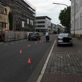 Aktion für freie Radwege