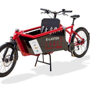 Stadtwerke Osnabrück starten E-Lastenrad-Verleih