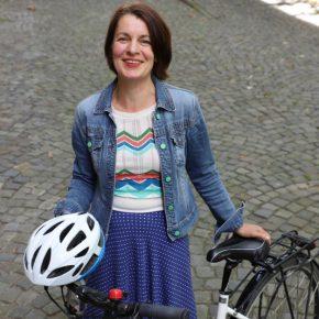 Ulla Bauer ist Radverkehrsbeauftragte der Stadt Osnabrück