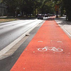 Verkehrssicherheitsrat fordert mehr Platz fürs Fahrrad