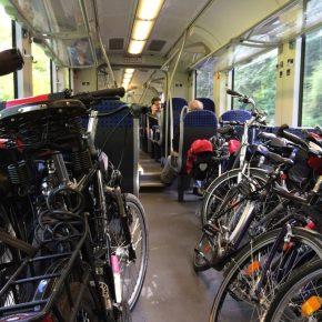 Verpflichtende Fahrradmitnahme in allen Zügen soll kommen