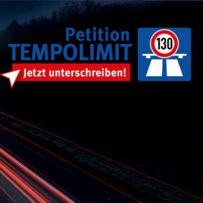 Evangelische Kirche startet Petition für Tempolimit auf Autobahnen