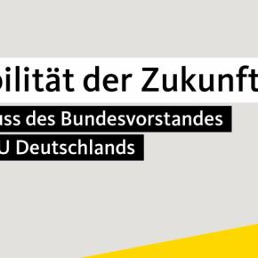 CDU sieht Radverkehr als wichtige Säule der neuen Mobilität