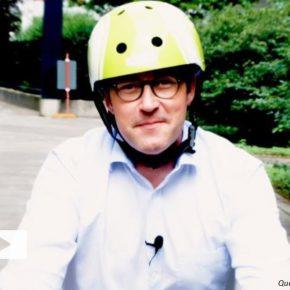 Fahrradfreundliche StVO: Guter Anfang, aber...