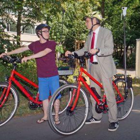 Feintuning für die Radverkehrsplanung