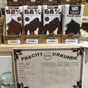 Klimafreundliche Schokolade in Osnabrück