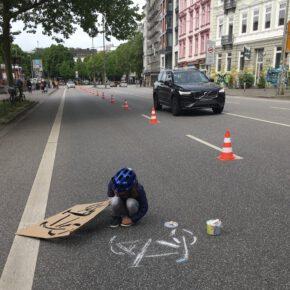 Fridays For Future fordert Verkehrswende und Abkehr von autofreundlicher Politik