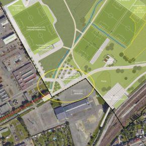 Radschnellweg Osnabrück: Vorfahrt für Fußballer?