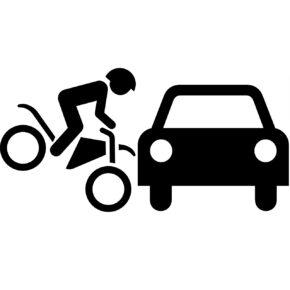 Unfallstatistik: Wenn einer schuld ist, dann jawohl der Radfahrer!