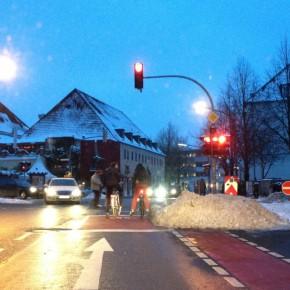 Osnabrücker Radwege im Winter (3)