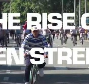 The Rise of Open Streets
