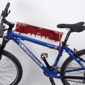 Der Fahrradhalter 3270 für die Wandbefestigung