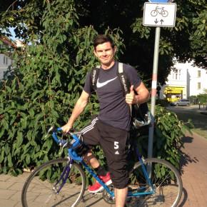 Osnabrück fährt Rad - Johannes