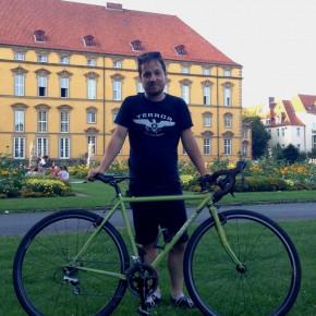 Osnabrück fährt Rad - Norbert