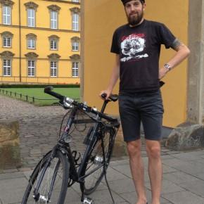Osnabrück fährt Rad - Boris