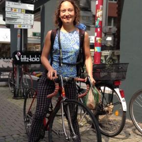Osnabrück fährt Rad - Ute